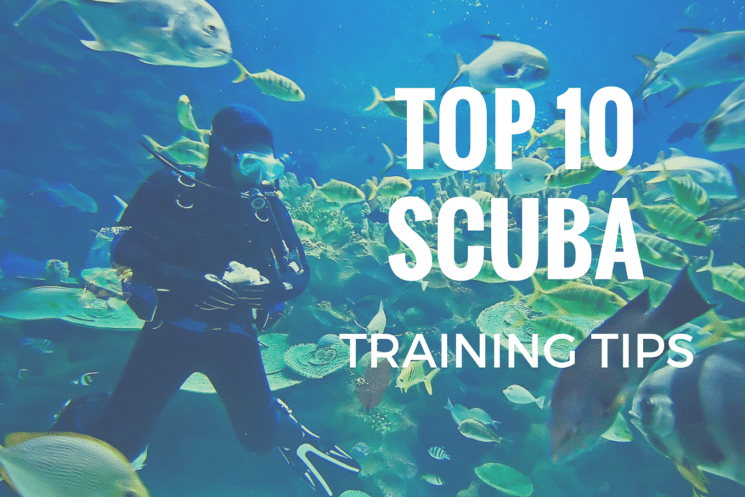 Top 10 Scuba Training Tips