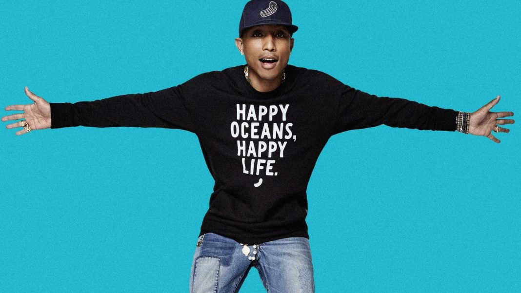 "Pharrel Williams Launches ""Battle for Big Blue"" 2"