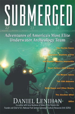 Submerged, Adventures of America's Most Elite Underwater Archaeology Team
