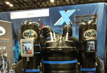 iQsub introduces the Sub Gravity X-CCR Rebreather at DEMA Show 2015