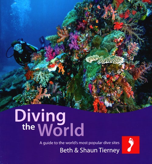 Diving the World, Beth and Shaun Tierney