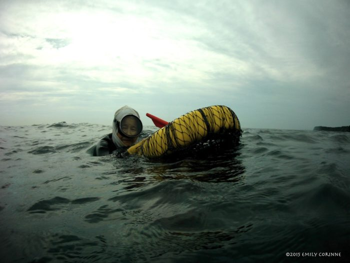 Diving Into The Past - A Modern Freediver Visits the Ama 1