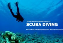 Beginners Guide to Scuba Diving_ PART 17 - Diving in Overhead Environments - Wrecks, Ice and Caverns