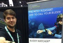 'Buddy Watcher' Generates Buzz At DEMA Show 2015