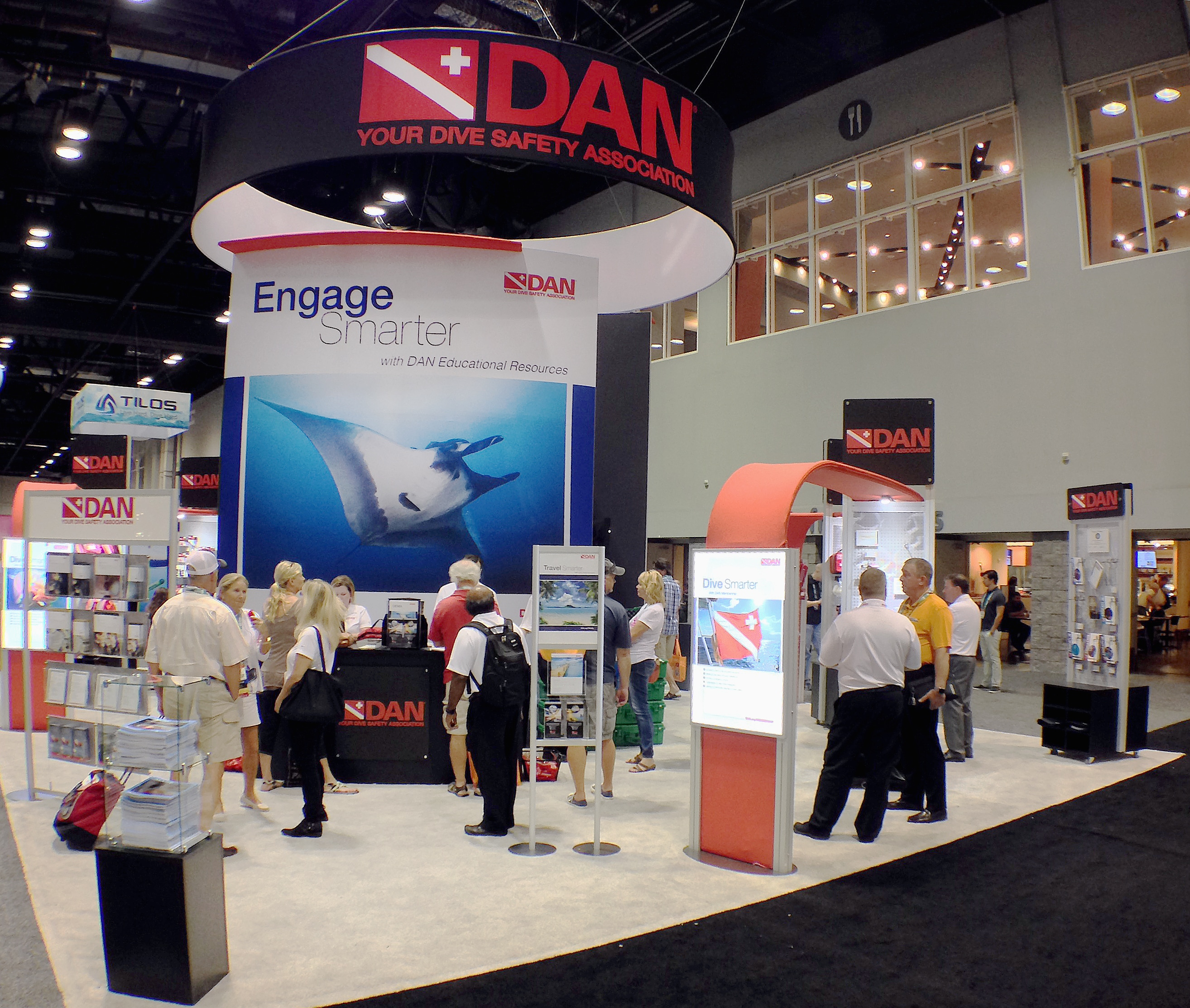 DAN Signs Joint Partnership with NAUI