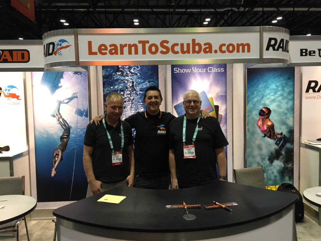 RAID releases host of new products at DEMA Show 2015
