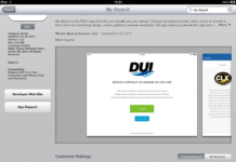 DUI Unveils New Drysuit Design App