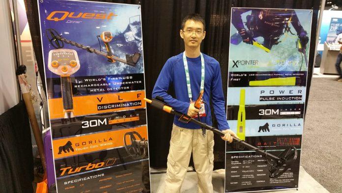 Deteknix Launches New Line of Underwater Metal Detectors
