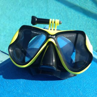 FXdivers' new GoSea dive mask