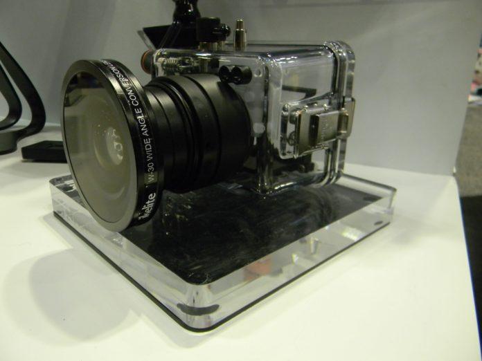 Ikelite Showcases New Underwater Cameras at DEMA Show 2015