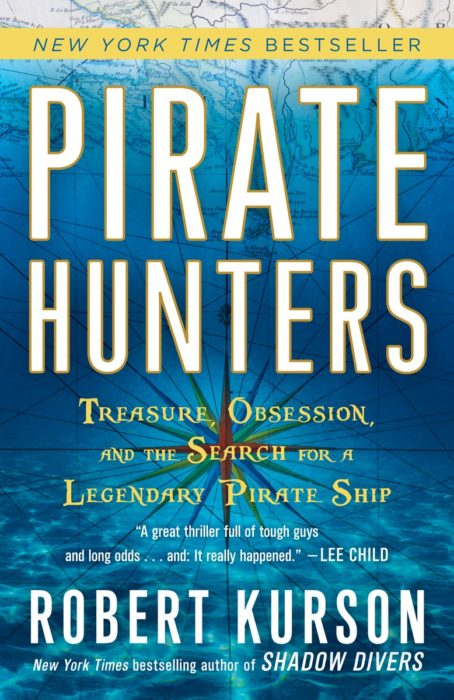 Robert Kurson's 'Pirate Hunters'