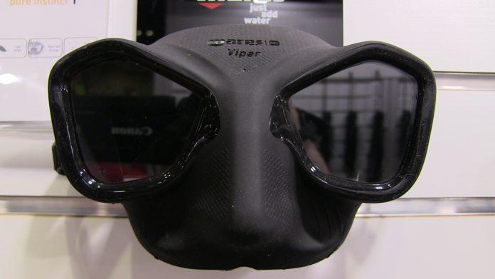 Mares Finally Shipping Viper Mask