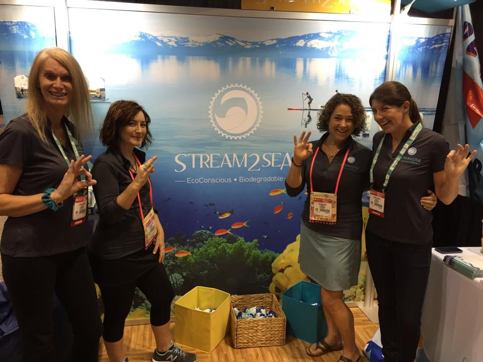 Stream2Sea showcases its products at DEMA 2015