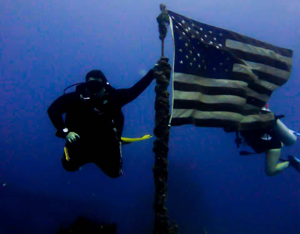Travel Blogger Justin Carmack Wants To Dive 100 Best Dive Sites In The World