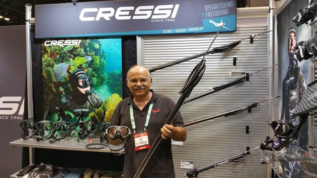 Cressi Releases Cherokee Ocean Series Speargun