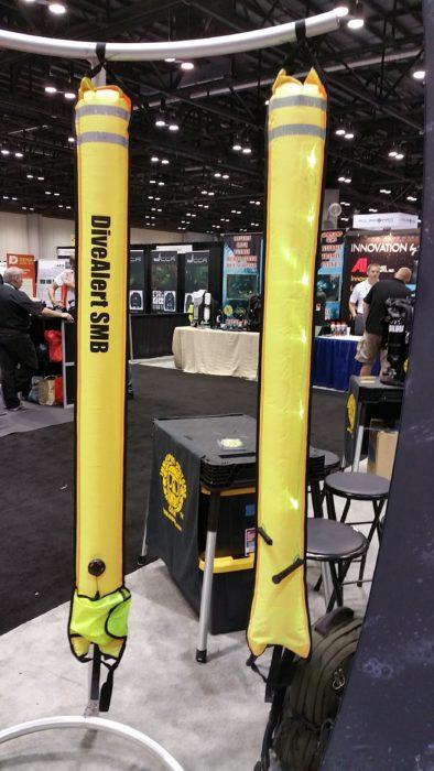 DiveAlert's Latest Dive Signaling Device