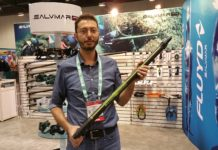Salvimar's new Carbon Fiber Dry-Vacuum Pneumatic Speargun