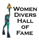 Patti Kirk Gross, Deeper Blue, Women Divers Hall of Fame, WDHOF, Rosemary E Lunn, Roz Lunn, The Underwater Marketing Company, Lee Ann Hires,