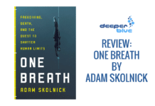 DeeperBlue.com - Review One Breath By Adam Skolnick