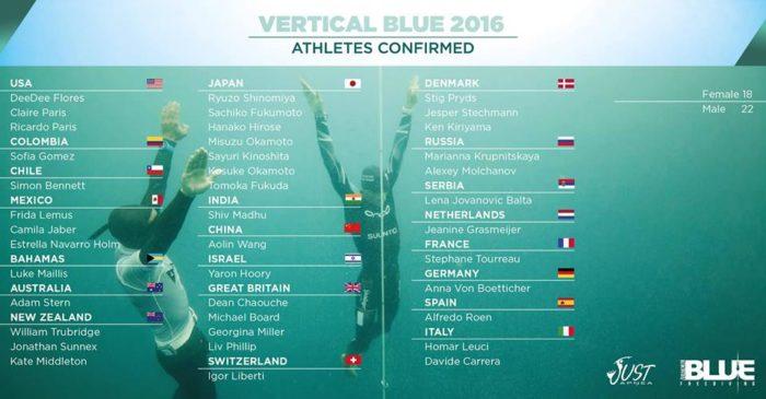 Suunto Vertical Blue 2016 Athletes by Just Apnea