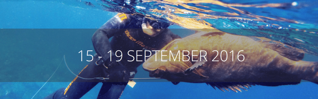 Three countries have already registered for the CMAS World Spearfishing Championship