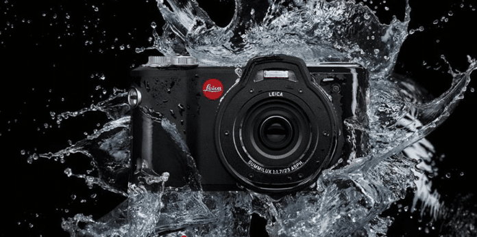 Leica has unveiled a new waterproof camera