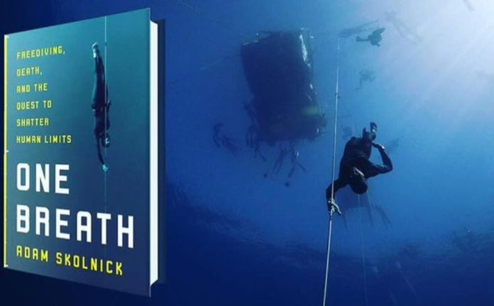 One Breath By Adam Skolnick Cover