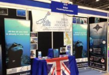 The British Freediving Association at LIDS 2016