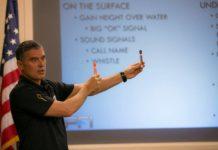 Kirk Krack, Performance Freediving International President and Founder