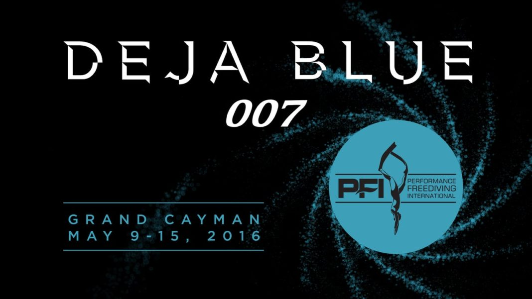 Deja Blue Freediving Event Returns To Grand Cayman This May 2
