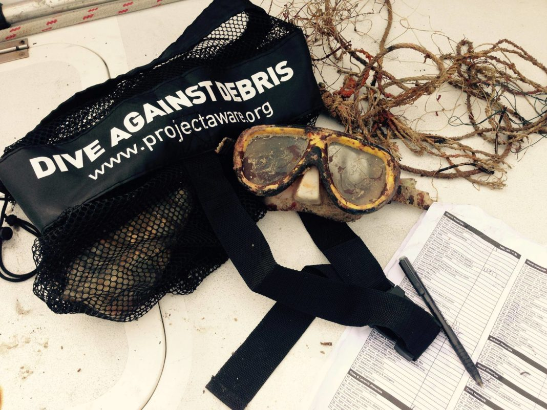The Project Aware foundation has expanded its 'Dive Against Debris' toolkits to 12 languages.
