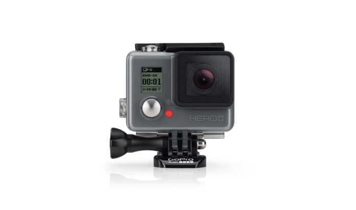 GoPro will no longer be making the HERO, HERO+ camera line.