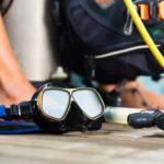 Scuba Diver Equipment