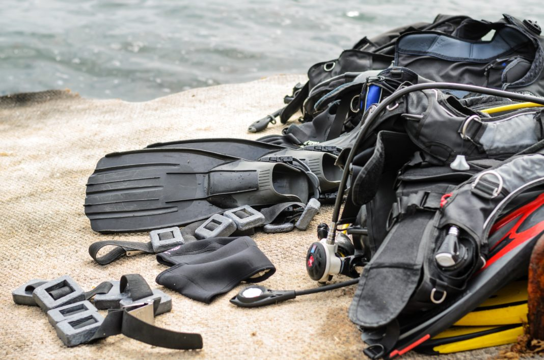 Protecting Your Scuba Kit Investment 2