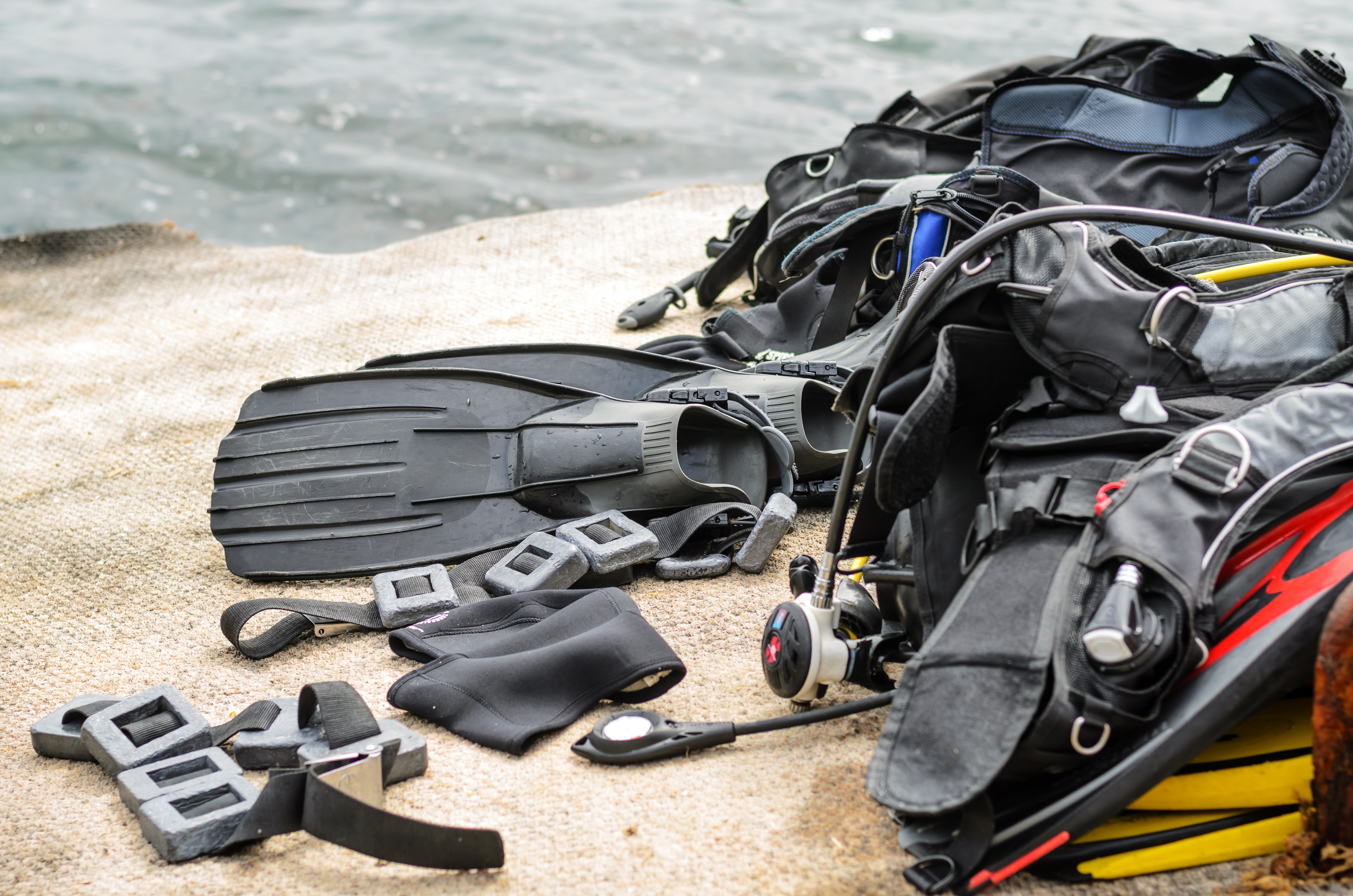 Protecting your scuba kit investment for Scuba dive equipment