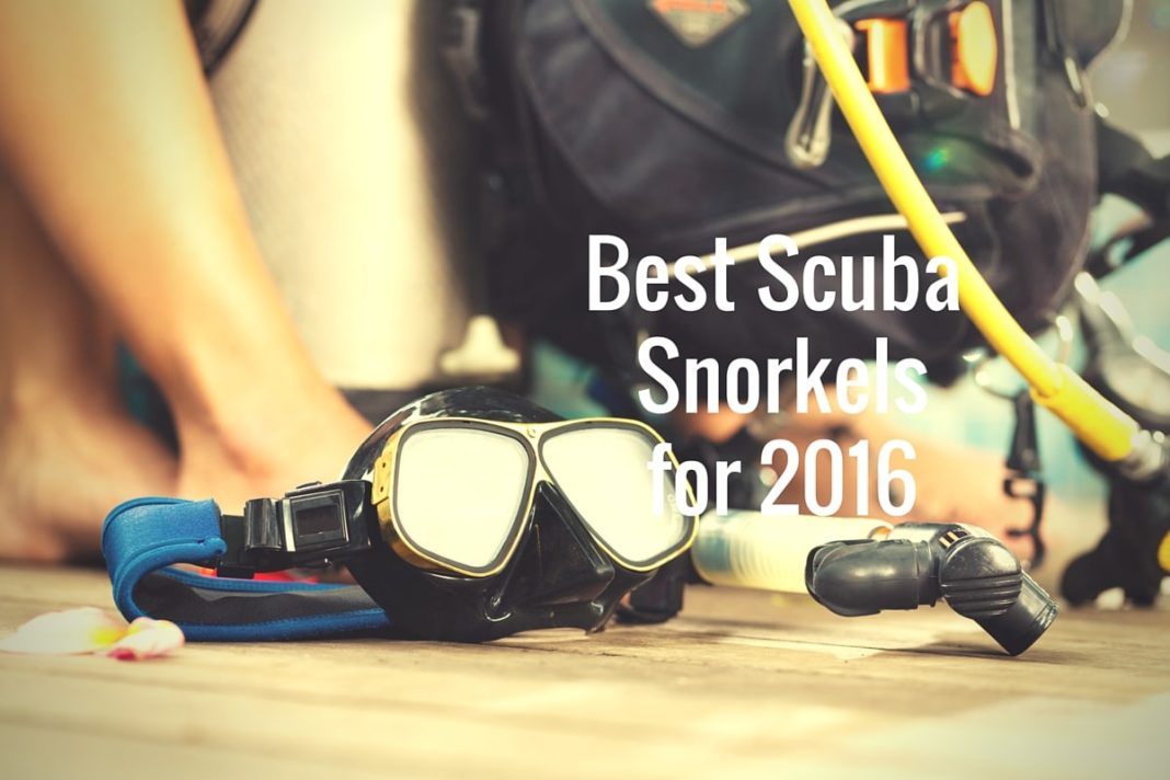 Best Scuba Snorkels for 2016