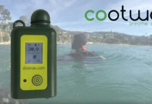 """DiveNav recently introduced a dual-gas analyzer called the """"Cootwo."""""""