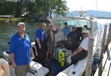 Discovery Deep - Radeau Team