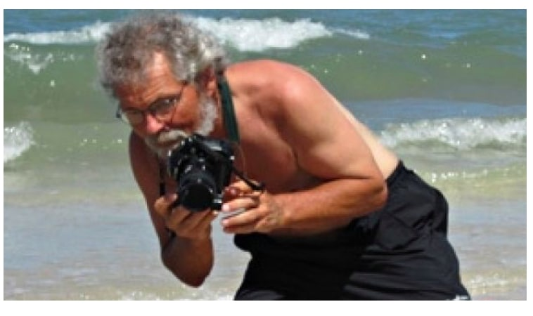 Nature Photographer Gary Braasch Died This Week In Australia (Photo credit: http://braaschphotography.com/pages/about.html)