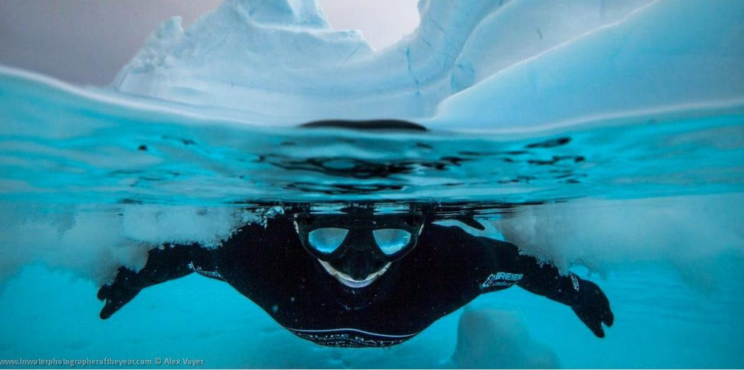 Voting Underway For Best In-Water Photography Contest (Photo credit: Copyright In Water Photographer of the Year & Photo Category Winner Alex Voyer)