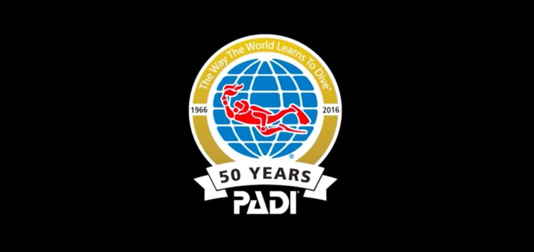 PADI will be honored with the 'Legend of the Sea' award at the 2016 Beneath The Sea consumer dive show.