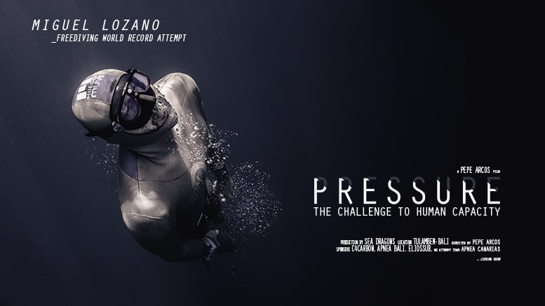 Pressure by Pepe Arcos Film Poster