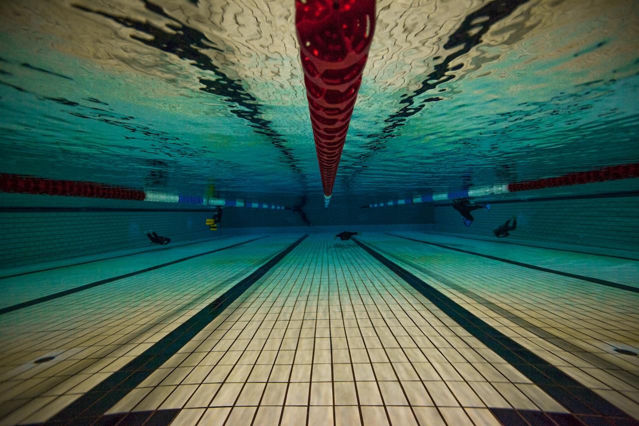 Danish Pool Freediving Championship 2016 - Dynamic No Fins (DNF)