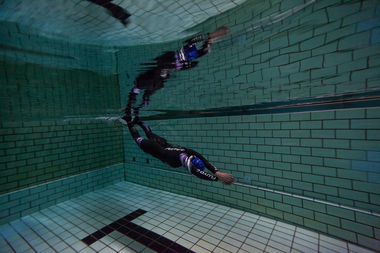 Danish Pool Freediving Championship 2016 - Dynamic (DYN)