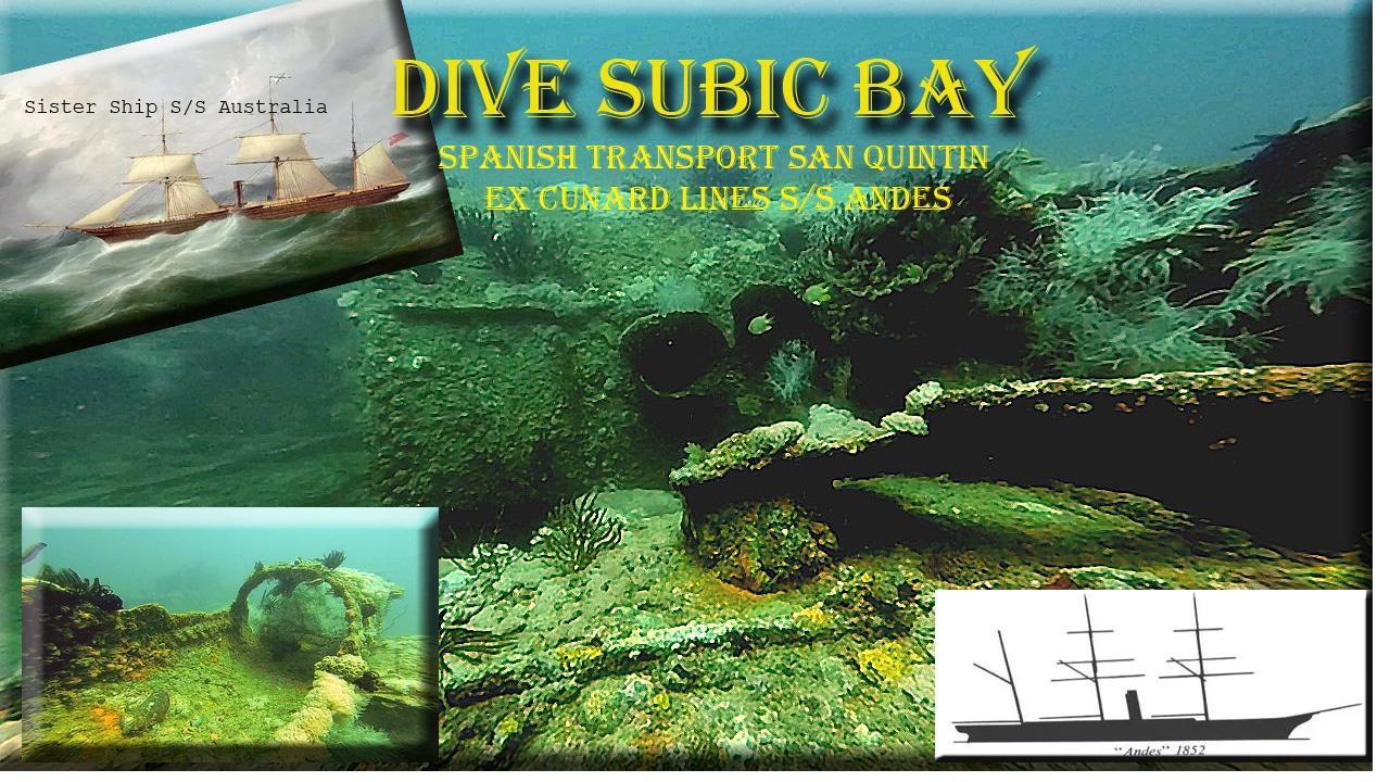 shipwreck San quintin