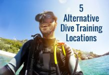 5 Alternative Dive Training Locations
