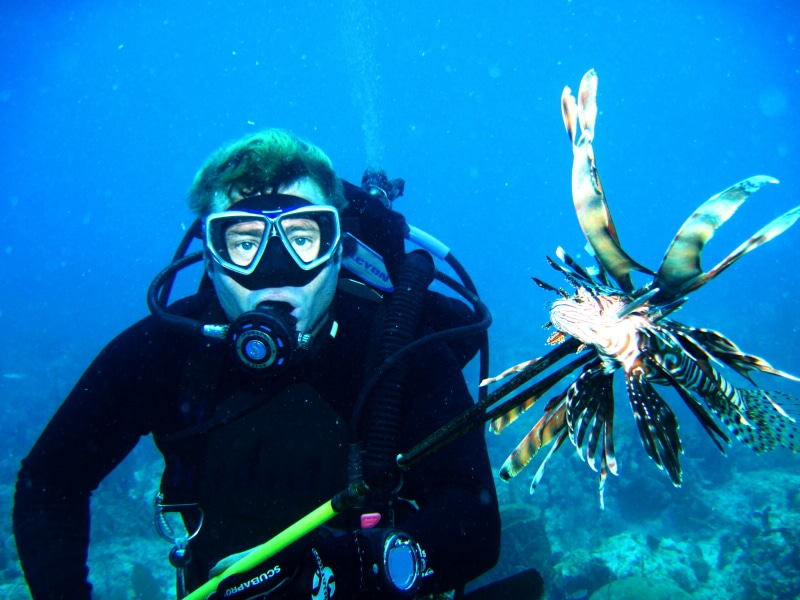 lionfish hunter