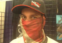Born Of Water Showcases Neck Gaiter At The Blue Wild Expo