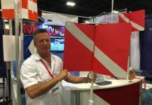 GOUMBA 360 Dive Flag Showcased At Blue Wild Expo