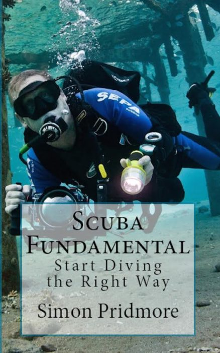 New Prospective Diver's Book Released